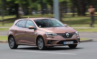 Testiramo redizajnirani Renault Megane