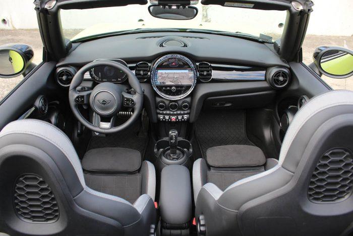 Test Mini Cooper S Cabrio