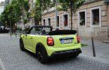 Testiramo MINI Cooper S Cabrio