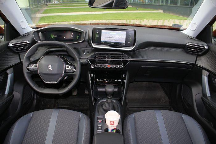 Test Peugeot 2008