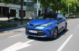 TEST: Toyota C-HR 2,0 Hybrid Dynamic Force C-LUB