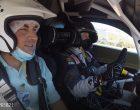 Jutta Kleinschmidt nas vozi u ABT Cupra XE bolidu