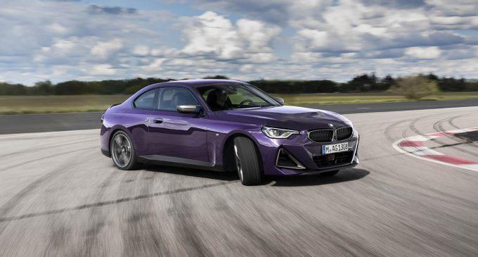 Novi BMW Serije 2 Coupé ima zadnji pogon