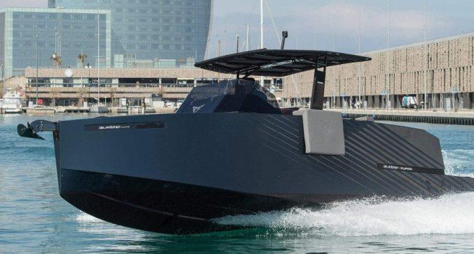 Plovimo Cupra jahtom D28 Formentor sa 400 KS