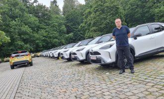 Doputovali smo u Brisel, vozimo novi Toyota Yaris Cross