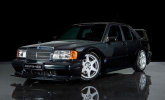 Mercedes-Benz 190E 2.5-16 Evolution II prilika za kolekcionare