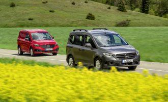 Premijera: Mercedes-Benz Citan u putničkoj i teretnoj verziji
