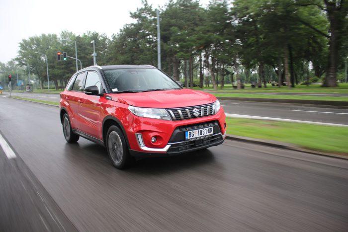 Test Suzuki Vitara 1.4 Hybrid