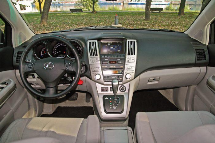 Test Lexus RX 400h