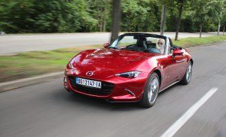 Pravo vreme za test kabrioleta: Mazda MX-5