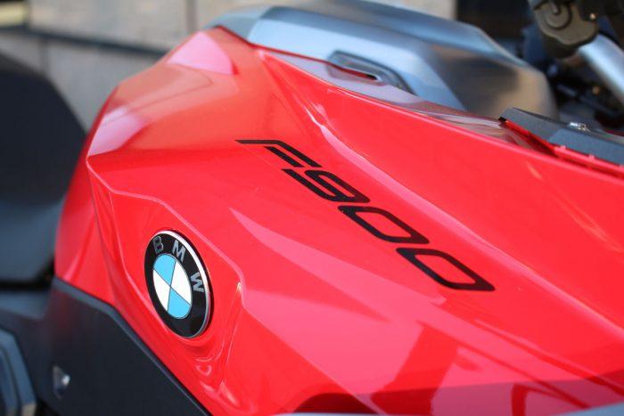 Test BMW F 900 XR