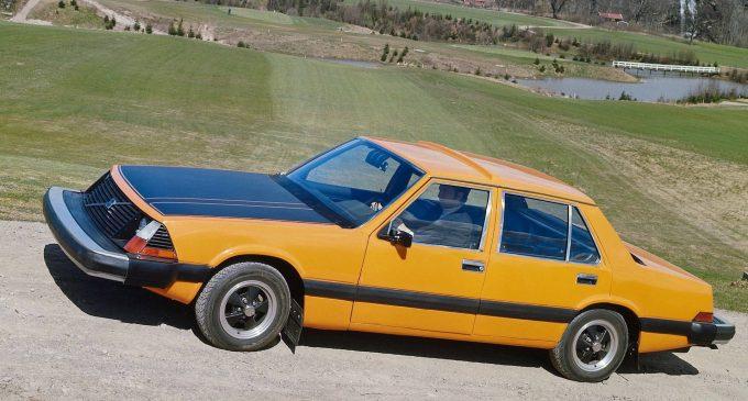 Sinonim za bezbednost: Volvo VESC prototip od pre pola veka