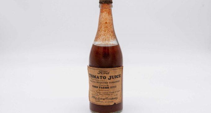 Da li ste za Ford sok od paradajza star 83 godine?