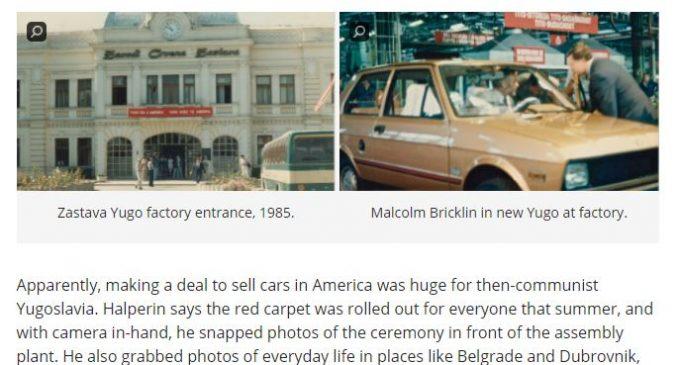 Amerikanci se prisećaju Juga dosad neviđenim fotkama