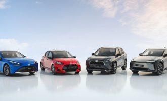 Toyota obara rekord u Evropi
