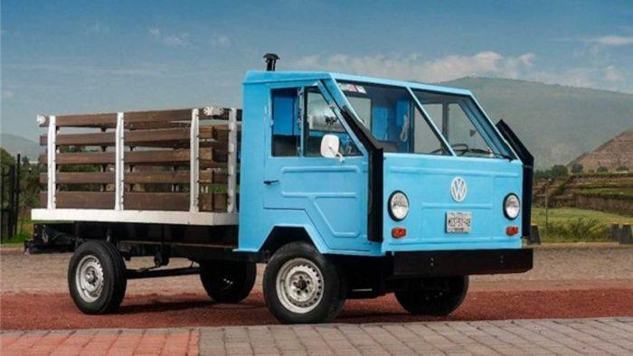 VW Basis Transporter