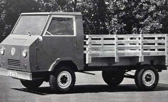 Da, ovo je bila potpuno ogoljena verzija VW Transportera