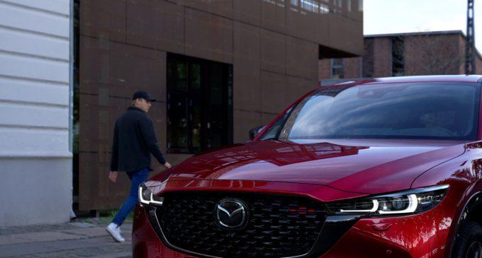 Mazda CX-5 dobila osveženje