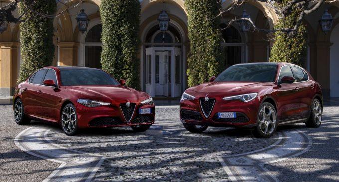 "Alfa Romeo Giulia i Stelvio ""6C Villa d'Este"" su limitirane edicije"