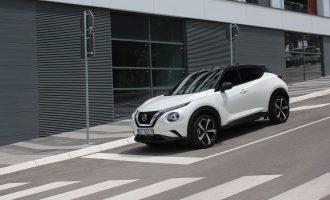 TEST: Nissan Juke 1,0 DIG-T 114 DCT Tekna