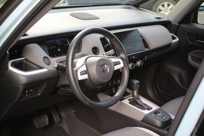 Test Honda Jazz Crosstar