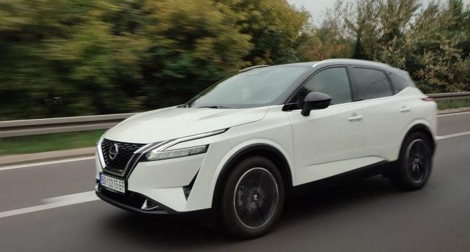Prva vožnja: Nissan Qashqai stigao u Srbiju!