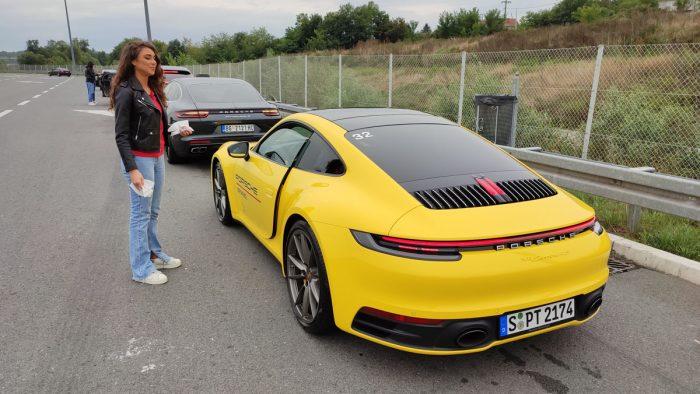 Porsche Road Tur Srbija 2021