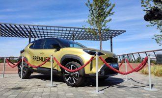 Toyota Yaris Cross već u Srbiji!