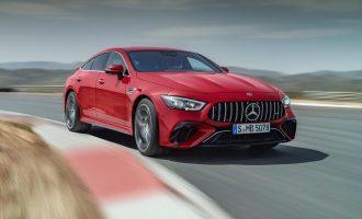 Najvrži serijski AMG ikada: Mercedes-AMG GT 63 S E Performance