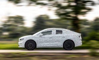 Škoda priprema Enyaq Coupe iV