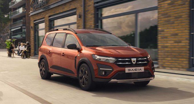 Hit u najavi: Dacia Jogger je krosover karavan sa 7 sedišta
