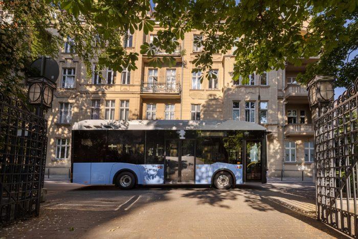 Solaris Urbino 9 LE eléctrico