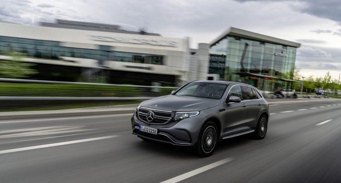Električni Mercedesi dostupni i u Srbiji