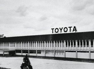 Toyota obeležava pola veka proizvodnje u Evropi