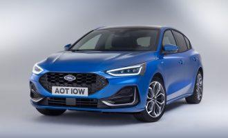 Redizajnirani Ford Focus dobio ogroman displej