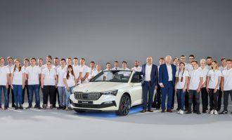 Počeo rad na osmom projektu Škoda studentskog automobila