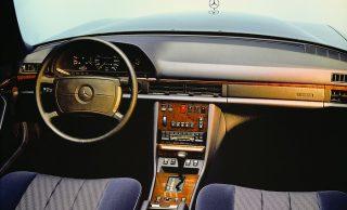 Pre pola veka Mercedes-Benz patentirao vazdušne jastuke