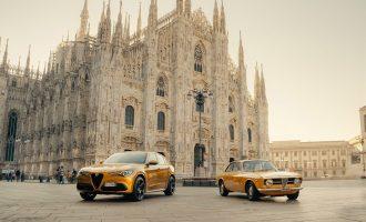 Alfa Romeo Stelvio i Giulia u specijalnom izdanju GT Junior
