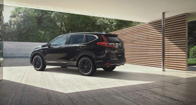 Honda CR-V Black Edition stigao u Srbiju u sportskom izdanju