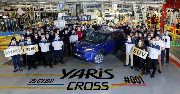 Toyota Werk Europa